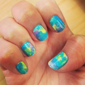 Colorful Spring Nails