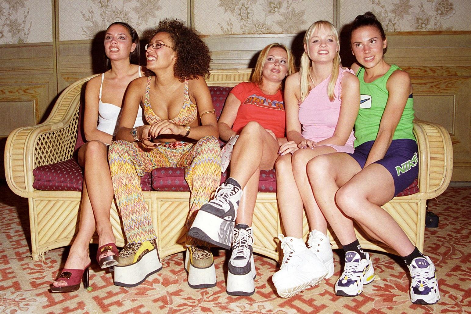 Platform Shoes: Tall Girls, Worry Not